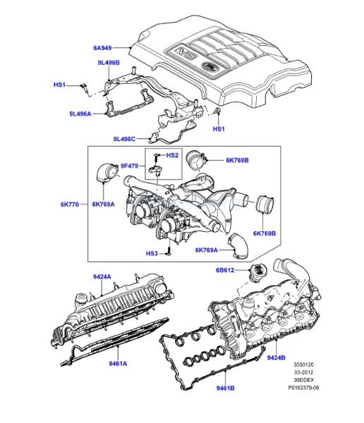 land rover freelander axle diagram
